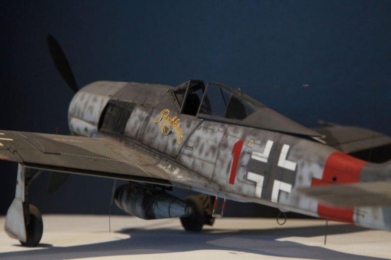 Hasegawa 1/32 Focke Wulf 190 A8-R8