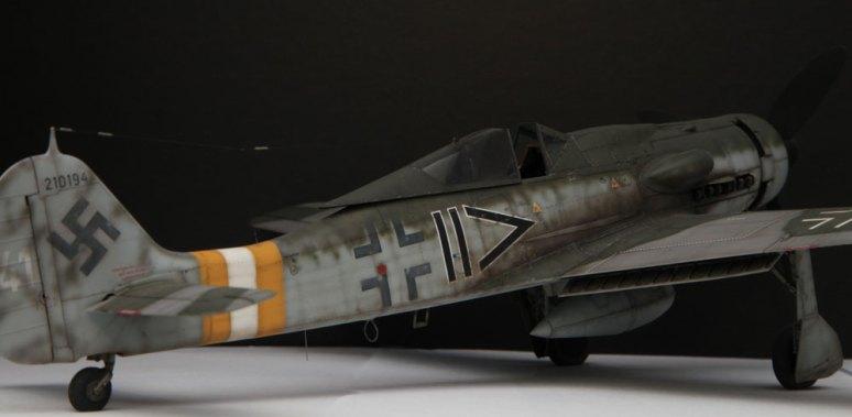 Focke Wulf 190 D 9
