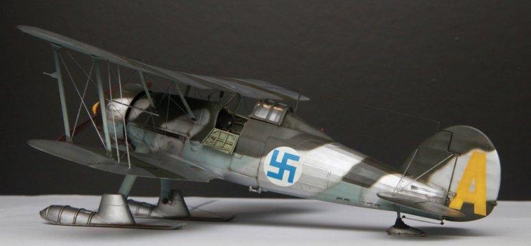 Roden 1/48 Gloster Gladiator