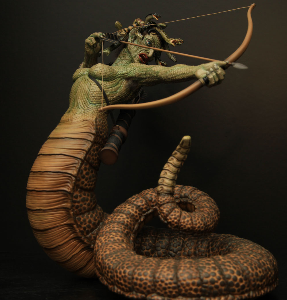 medusa my research The name medusa congers up a particular image in the brain of the unenlightened person a hideous, malevolent woman-beast with serpents replacing hair, boar-like tusks, and a gaze so intense that it turns even the strongest man into stone.