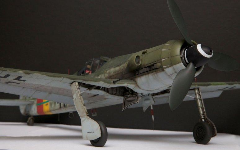 Zoukei Mura 1/32 Focke-Wulf Ta 152 H-1