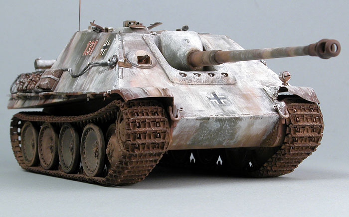 Jagdpanther late production