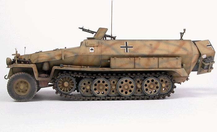 Sd.Kfz. 251 Ausf. C