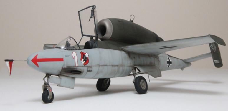 Revell 1/32 He162 'Volksjäger'