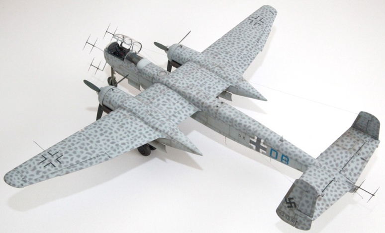 Revell 1/32 He219 A-7
