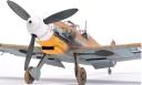 Hasegawa 1/32 Me Bf 109 F-4 / Trop