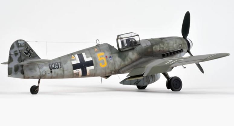Hasegawa 1/32 ME Bf 109 G-10/R3