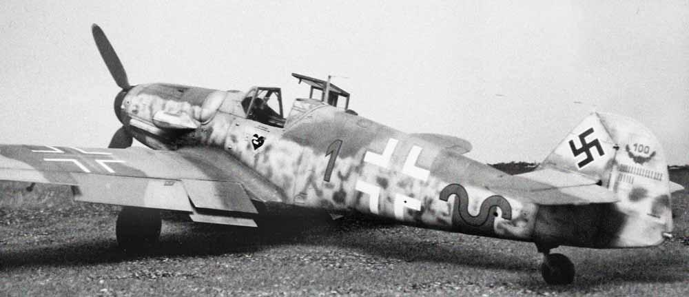 Hasegawa 1/32 Me bf 109 G6 Eric Hartman