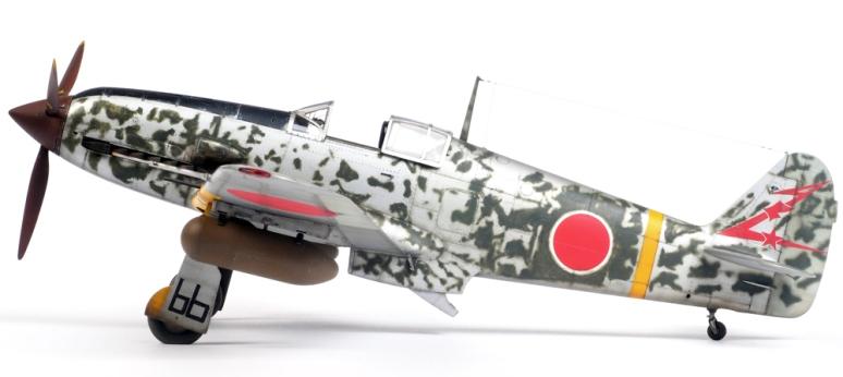 Hasegawa 1/32 Ki-61 Hien