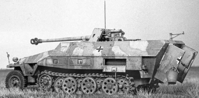 Sd.Kfz. 251/22 Ausf. D
