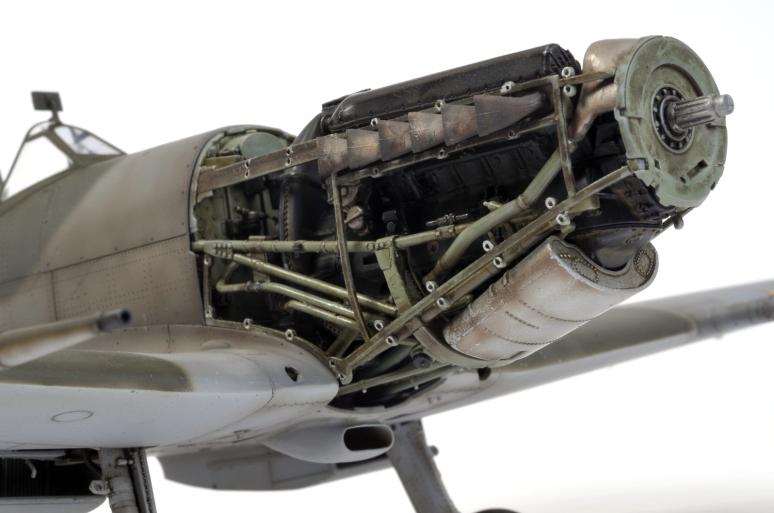 Tamiya 1/32 Spitfire Mk9