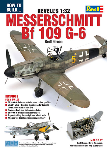 Bf-109G-Cover