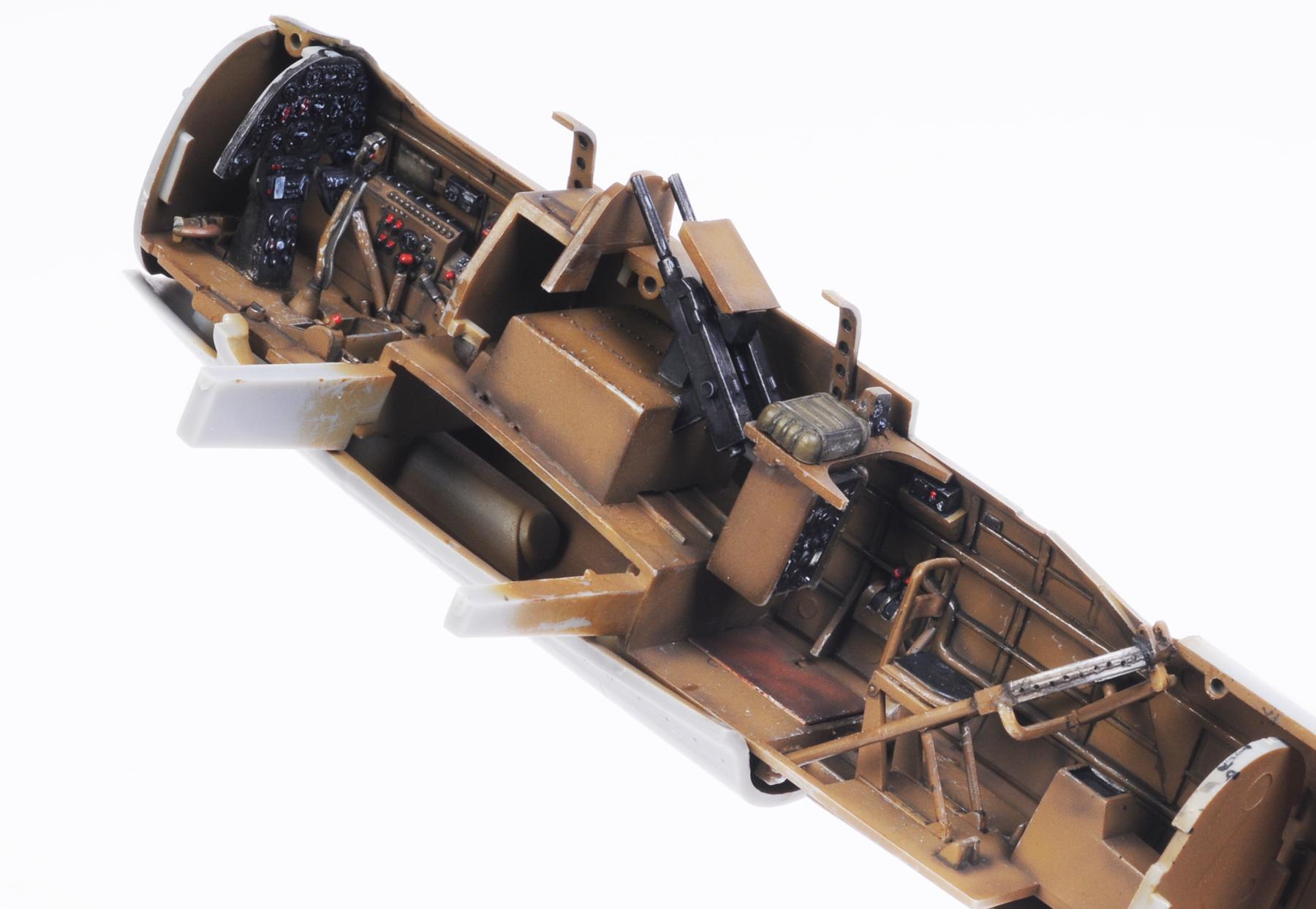 Kawasaki T  Cockpit