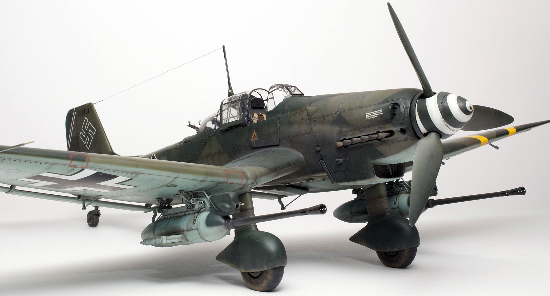 scratch built airplane with Hasegawa 132 Ju87g2 Stuka Kanonvogel on File Alc Rb66 as well Watch as well Microturbineguide besides 3 View Drawings For The Dc 3 Project further Messerschmitt Bf 109.