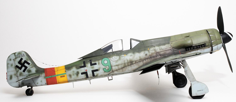 Zoukei Mura 1 32 Focke Wulf Ta 152 H 1 Static Capital